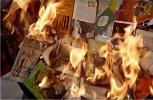 Eschatologie litteraire : Fahrenheit 451