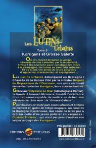 Korrigans et Grosse Galette : quatrième de couverture