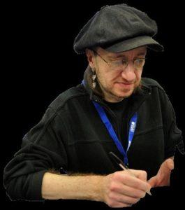 Renaud Marhic, auteur-écrivain